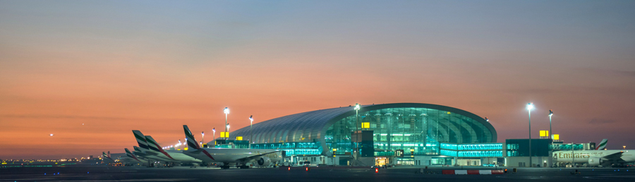 Aerodrom Dubai