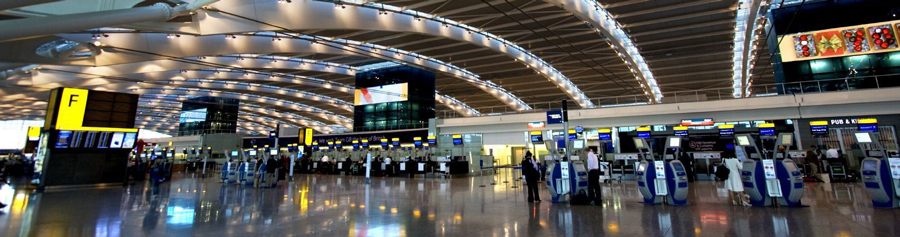 Aerodrom Heatrow London
