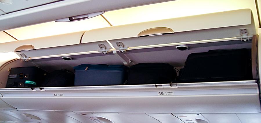 Dozvoljeni prtljag u avionu
