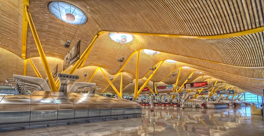 Aerodrom Madrid – Barajas