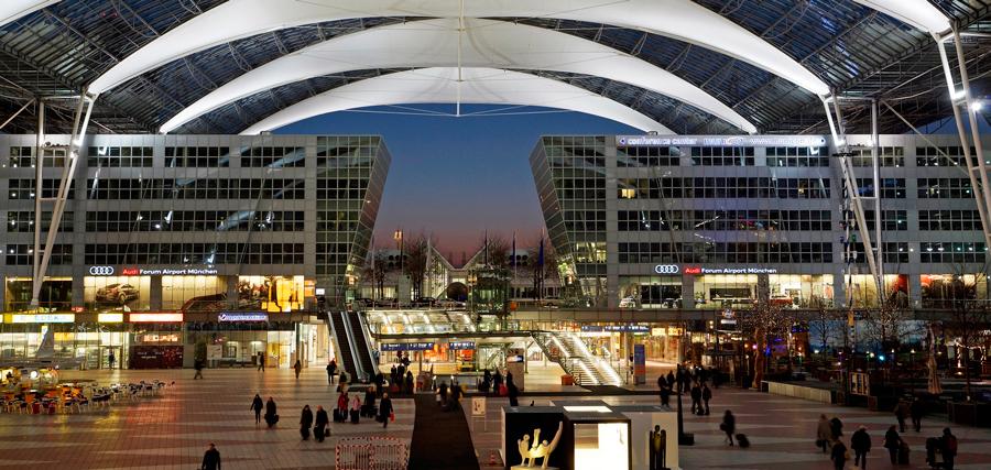 Aerodrom Minhen
