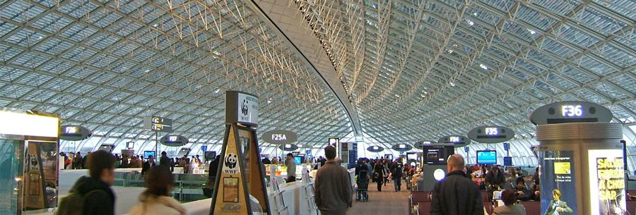 Aerodrom Šarl de Gol Pariz