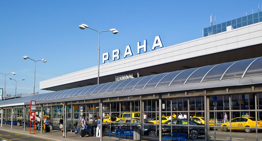 Aerodrom Prag