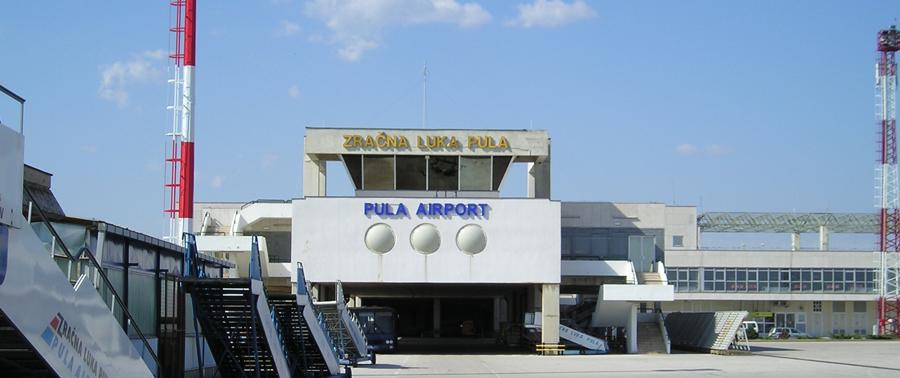 Aerodrom Pula