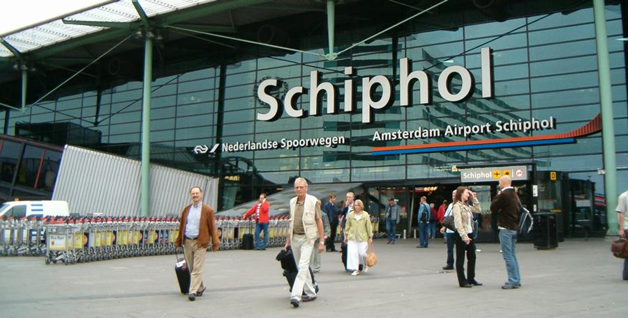 Aerodrom Schipol Amsterdam