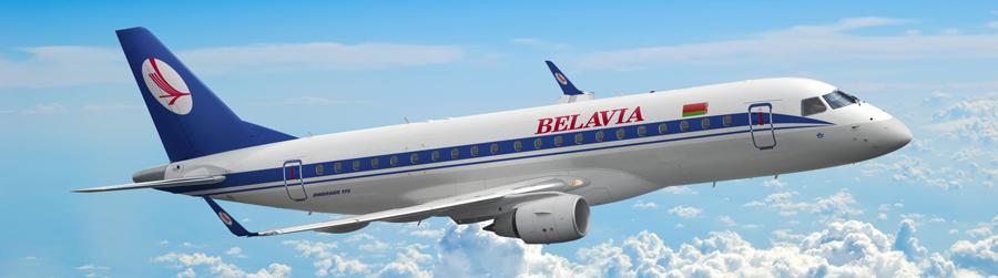 Belavia-Belarussian Airlines