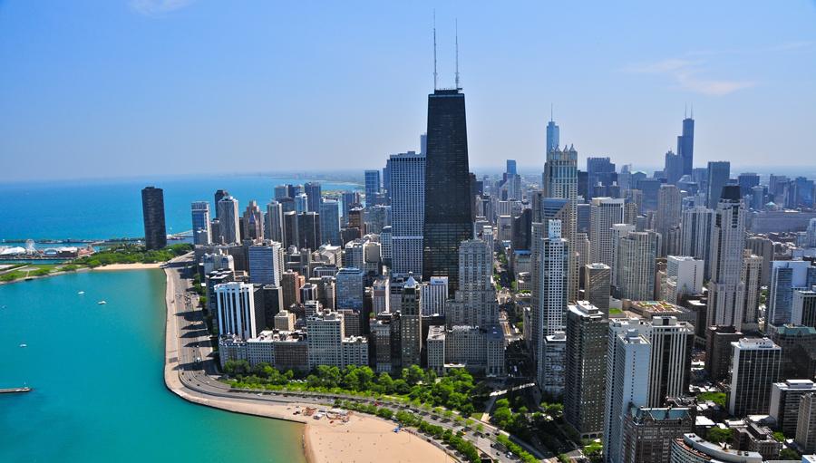 Najjeftinije karte za Čikago > 375 evra