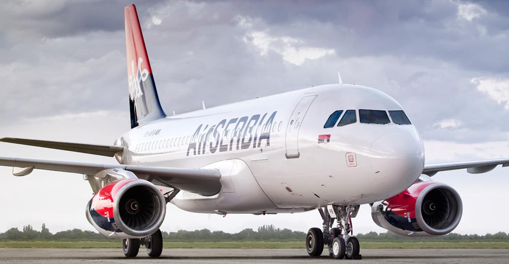 Air Serbia – promo avio karte za Larnaku